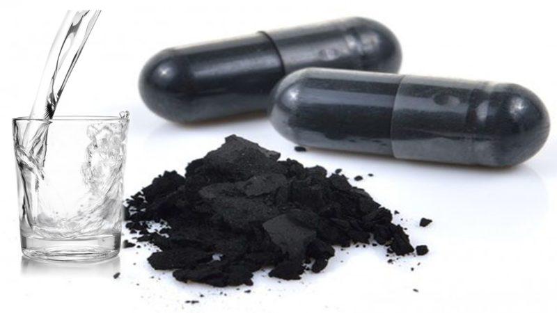 Carbón activado